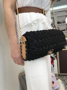 handmade crochet bag new collection Embroidery Bags, Chanel Boy Bag, Crocheting, Shoulder Bag, Knitting, Handmade, Collection, Fashion, Crochet