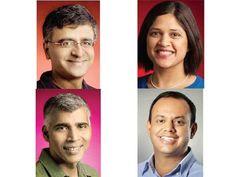 Slideshow : Indian-origin executives who rose to the top at Alphabet - Indian-origin executives who rose to the top at Alphabet - The Economic Times