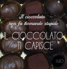 il #cioccolato ti capisce.... #chocolate