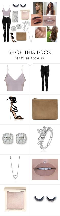 """""""party lover"""" by rileeyyy on Polyvore featuring Dorothy Perkins, Gianvito Rossi, Hender Scheme, Frederic Sage, Jouer and Recover"""
