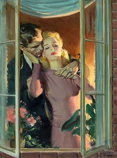 """Our Love On Show""  Walter Martin Baumhofer Malin James; love, lovers, romance& passion."
