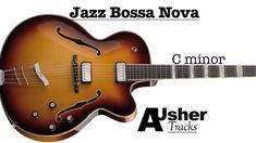Jazz Bossa Nova C minor | Pista de acompañamiento de guitarra Jazz, Nova, Major Scale, Guitar Cable, Backing Tracks, Guitar Strings, Pista, Channel, Guitars