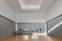Álvaro Siza, Aresta Arquitectura, João Morgado · Public Auditorium in Llinars del Vallès. Barcelona