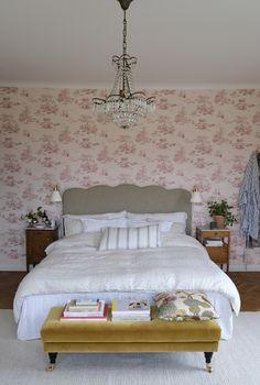 Girls Bedroom, Master Bedroom, Bedrooms, Swedish Cottage, Daughters Room, Bedroom Inspo, Decorating Blogs, Interior Inspiration, Design Inspiration