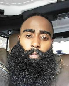 """Rough monday....beard still big tho"" -Beardoblack via Instagram"