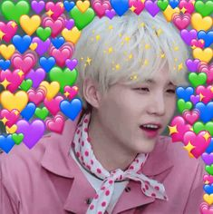 Yoongi is my ult bias and Yoongi can be magical ✨
