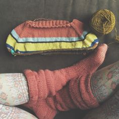 Spontaneous Stripes by Jennifer | Project | Knitting / Cardigans & Sweaters | Kollabora