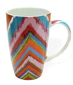 The Zrike Brands Chevron Mug #Dillards