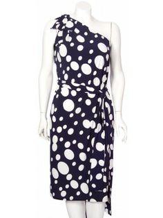 Asymmetric Dress  - S/S 2014