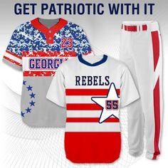 Baseball Patriotic Uniforms Baseball Uniforms 717c2ed05