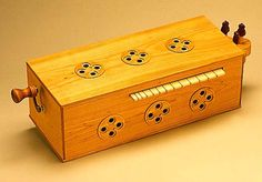 Medieval Hurdy-Gurdy (Box Form) - big