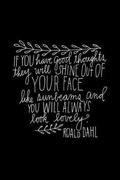 Roald Dahl was a genuis
