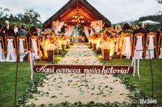 Casamento no Sítio Meio do Mato – Flávia & Patrick