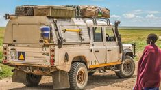 Traveling the World—and Raising Two Kids—in a 2003 Land Rover Defender Land Rover Defender 130, Defender Camper, Landrover Defender, Jeep Wrangler, Land Rover Models, Half Moon Bay, Best 4x4, Offroader, Bug Out Vehicle