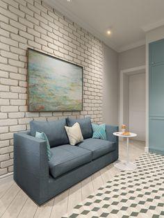 Дизайн интерьера двухкомнатной квартиры от дизайнера Ольги Образюк|Болог дизайна инетьреров.