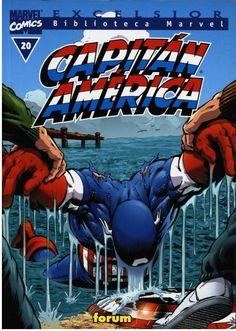 Biblioteca Marvel Capitán América  nº 20
