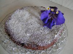Torta al cioccolato fatta con le mie manine =)