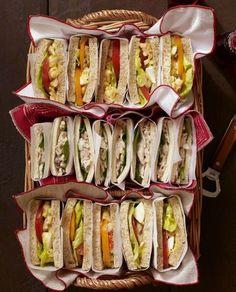 sandwiches by Kana Okada