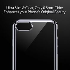 Cover iPhone 7 Plus ESR Custodia Ultra Sottile e Legere per Apple