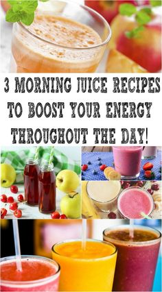 The first meal of the day is of great essence especially for your body health. In order for the body to function normally it needs to be maintained properly meaning we need to enter into our body healthy foods. Breakfast Juicing Recipes, Breakfast Juice, Healthy Juice Recipes, Juicer Recipes, Healthy Juices, Healthy Smoothies, Healthy Foods, Energy Smoothie Recipes, Healthy Energy Drinks