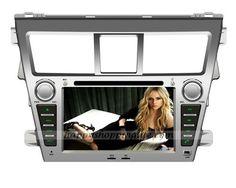Toyota Yaris Sedan Android Autoradio DVD GPS Wifi 3G Digital TV