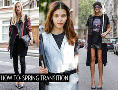 How to transition your wardrobe