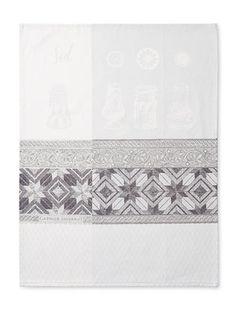 Sel Kitchen Towels by Garnier-Thiebaut