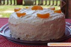 Mommy's Kitchen: Mandarin Orange Cake {My Favorite Summer Cake}