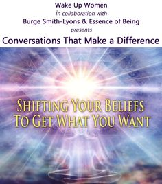 Conversations That Make A Difference - Be Part of a Best Selling Book Series. Has Your Life Been Transformed by Someone or Something that has Caused a SHIFT in your BELIEFS? http://wakeupwomen.com/shiftyourbeliefs/. My Chapter is called 'The SheFluence Shift', Contact Deidre Trudeau for more info @ https://www.facebook.com/ezeeyeimaging https://www.facebook.com/ConversationsThatMakeADifferenceBook