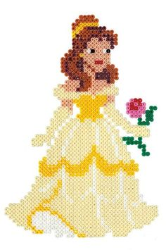 Hama strijkkralen set Disney princess (7909)