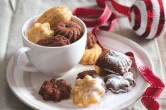 Kuchárske knihy a DVD o varení, Recepty zo života Cookie Press, Czech Recipes, Pavlova, Christmas Cookies, French Toast, Muffin, Pudding, Menu, Healthy