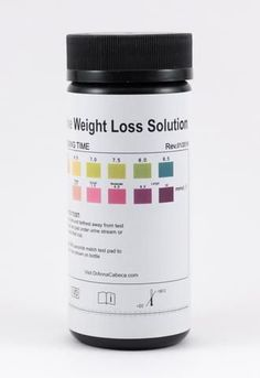 Dr. Anna Cabeca Keto-Alkaline Weight Loss Solution Urinalysis Test Strips Testing not guessing is key to weight loss success; especially in menopause and over the age of 40. Dr. Anna created these tes