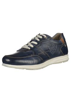 K10166, Sneakers Basses Homme, Bleu (HBlau 414), 44 EUBugatti