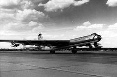 Convair B-36J-75-CF (SN 52-2827) the last production B-36J(Photo Souce: USAF)