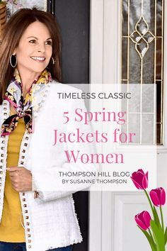 Classy spring jacket trends for women over These jackets pair well with both workwear and casual looks. Spring Fashion Trends, Spring Summer Fashion, Spring Outfits, I Miss My Mom, Olive Green Color, Fashion For Women Over 40, Travel Wardrobe, Spring Jackets, Timeless Classic