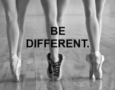 Image via We Heart It #ballet #different