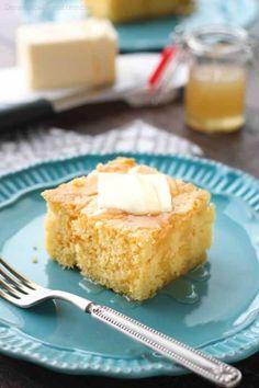 The BEST Sweet Corn Bread Recipe!