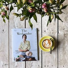 Good morning Friday! Just in time for the weekend The Weekend  Number 28 arrived at our shop. This issue focuses on how city life and the countryside are merging more and more together. They travel to Taiwan Lisbon Los Angeles Cilento Baltic Sea Ghana Southern Tirol Rotterdam Stuttgart and many more. Now available in our online store (link in our profile)!  #theweekender #theweekendermagazine #lifestyle #travel #food #living #coffeetablemags #magazineshop #hamburg