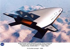 Lockheed/Martin (Autonomous) X-33 Design Proposal for the (SSTO RLV) Single-Stage-to-Orbit Reusable Launch Vehicle - A Sub-Scale, Technology Demonstrator, Space Plane