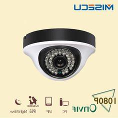 32.27$  Watch here - https://alitems.com/g/1e8d114494b01f4c715516525dc3e8/?i=5&ulp=https%3A%2F%2Fwww.aliexpress.com%2Fitem%2FMisecu-HD-2-0MP-Onvif-P2P-1080P-dome-IP-Camera-indoor-360degree-1-2-8-sensor%2F32428206623.html - MISECU HD 2.0MP Onvif P2P 1080P dome IP Camera indoor 360degree 1/2.7'' sensor ABS 36pc IR Cut Night Vision cctv Camera XMEye