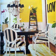 Banana Mood Yellow Dipped Room Designs DigsDigs Combinar - Banana mood 27 yellow dipped room designs