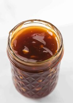 Sweet and sticky homemade teriyaki sauce is one of our go-to sauces for marinades and stir fry recipes. Homemade teriyaki tastes so much better than store bought and is made with easy ingredients! #teriyakisauce Easy Teriyaki Sauce Recipe, Homemade Bbq Sauce Recipe, Baked Teriyaki Salmon, Rib Sauce, Easy Chinese Recipes, Asian Recipes, Spinach Artichoke Dip, Stir Fry Recipes, Cooking Recipes