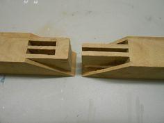 Die hohe Kunst der japanischen Holzverbindungen. Es gibt an die 3000 verschieden Japanische Holzverbindungen