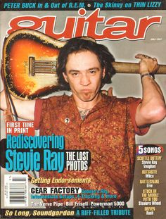 1997 July Guitar for the Practicing Musician Magazine Back-Issue