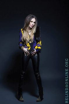 The Latin Pop Princess Belinda .... singer, actress, composer and more. The best latin female singer ever.