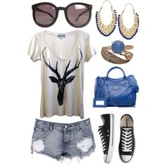 First Polyvore creation! Love this website!!!