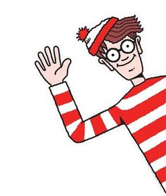 Where's Wally turns 25 on September 21. Planned celebratory events include a birthday parade in Bath on September 28.