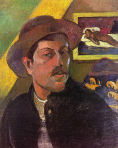 Paul Gauguin(1848-1903)
