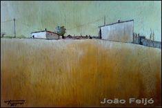 Acrilic on canvas 100x81cm /made by João Feijó 2007.