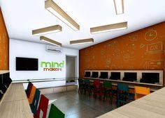 mind makers   projeto studio dLux   em construção